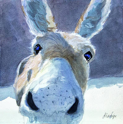 Painting - Helloooo by Sheila Wedegis