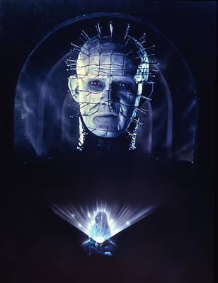 Mystery Digital Art - Hellraiser 1987 by Fine Artist