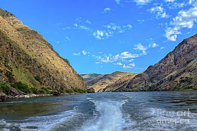 Photograph - Hells Canyon 01 by Robert Bales