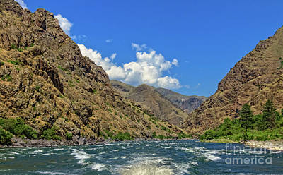 Photograph - Hells Canyon 02 by Robert Bales