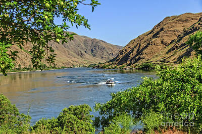 Photograph - Hells Canyon 03 by Robert Bales