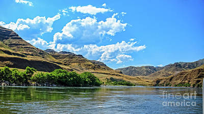 Photograph - Hells Canyon 04 by Robert Bales