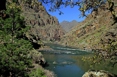 Photograph - Hells Canyon by Ed  Riche