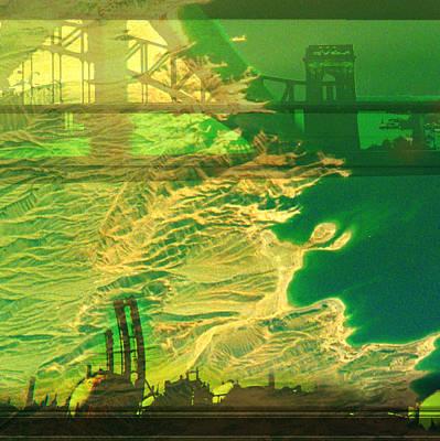 Hells Gate Art Print by Fran McNamara