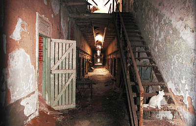Photograph - Hells Hallway by John Rizzuto