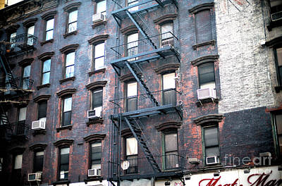 Photograph - Hell's Kitchen by John Rizzuto