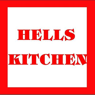 Photograph - Hells Kitchen Red by Florene Welebny