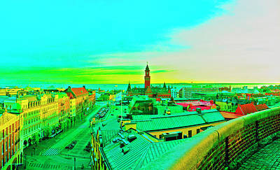 Photograph - Helsingborg Y by Jan W Faul