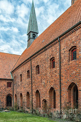 Photograph - Helsingor Saint Mary Church by Antony McAulay