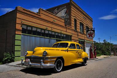 Bisbee Photograph - Hemlock by Skip Hunt