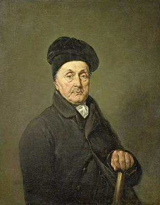 Painting - Hendrik Van Demmeltraadt by Jean Augustin Daiwaille