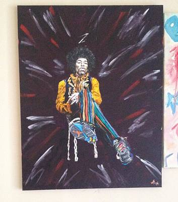 Hendrix Original by Hilary  Bankz