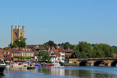 Photograph - Henley On Thames by Ken Brannen