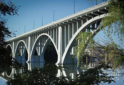 Photograph - Henley Street Bridge II by Douglas Stucky