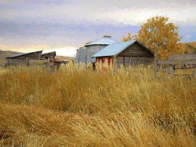 Digital Art - Hennefer Autumn by David King