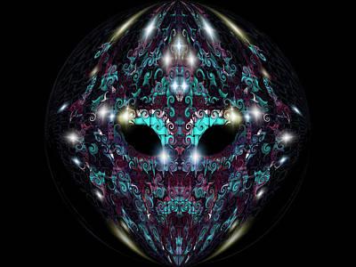 Digital Art - Henreyit by Subbora Jackson