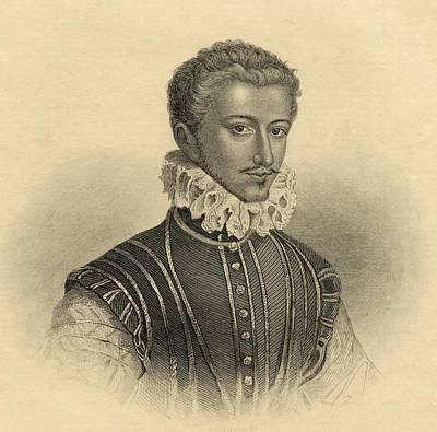 Henri De Guise, Henri I De Lorraine Art Print