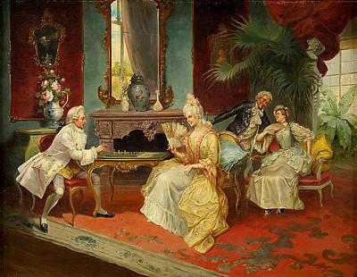 Kingdom Painting - Henricus Engelbert by MotionAge Designs