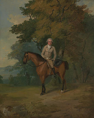 Painting - Henry Addington, Later 1st Viscount Sidmouth by Francis Wheatley