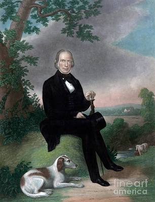 Drawing - Henry Clay  by Granger