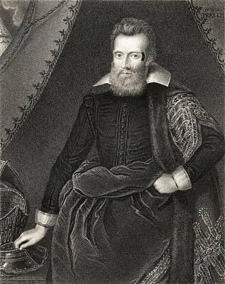 Henry Danvers Earl Of Danby, 1573-1643 Art Print by Vintage Design Pics