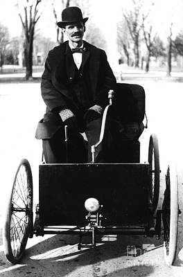 Henry Ford, American Industrialist Art Print
