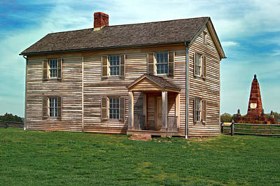 Photograph - Henry House Hill  by Don Lovett