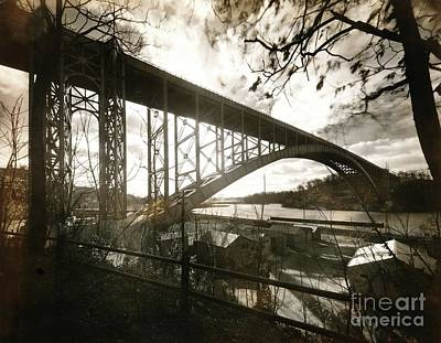 Henry Hudson Bridge, 1936 Art Print