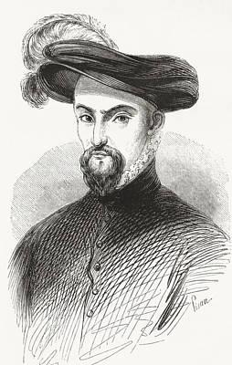Henry I, Prince Of Joinville, Duke Art Print