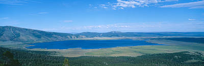 State Of Montana Photograph - Henry Lake, Big Sky Country, Montana by Panoramic Images