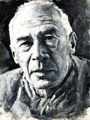 Henry Miller Art Print