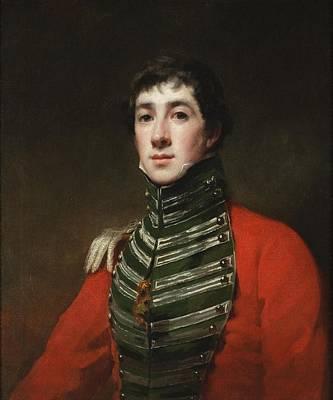 Raeburn Painting - Henry Raeburn Scottish by Captain Alexander Dirom
