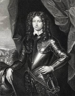 Henry Spencer 1st. Earl Of Sunderland Art Print