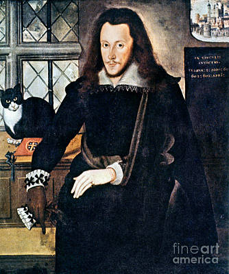 Photograph - Henry Wriothesley by Granger