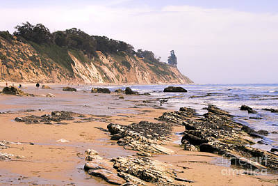 Photograph - Henry's Beach by Richard Lynch