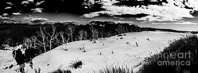 Postcards Photograph - Henty Dunes Tasmania by Jorgo Photography - Wall Art Gallery