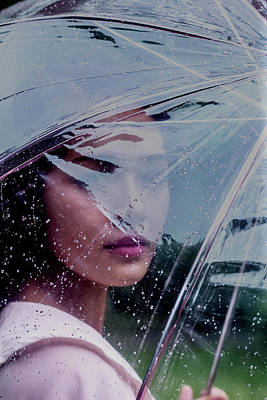 Photograph - her by Tran Minh Quan