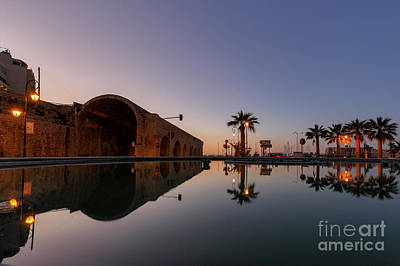 Photograph - Heraklion Reflections  by Antonis Androulakis
