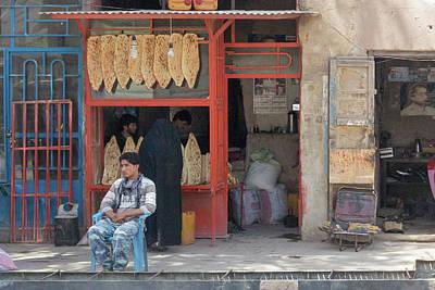 Photograph - Herat Bakery by Steven Green