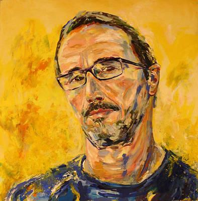 Painting - Herbert by Koro Arandia