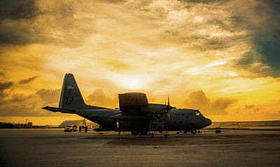Photograph - Hercules At Sunset by Delano Scott