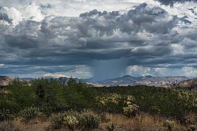 Photograph - Here Comes The Rain Again by Saija Lehtonen