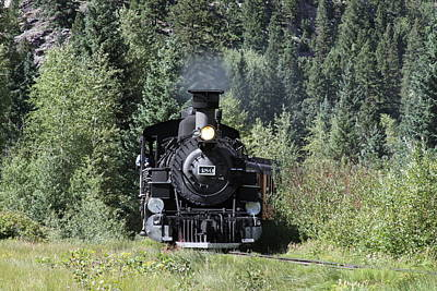 Here Comes The Silverton Up From The Canyon Original