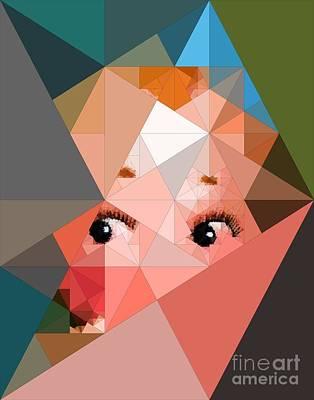 Here's Lookin At You Art Print by Deborah Selib-Haig DMacq
