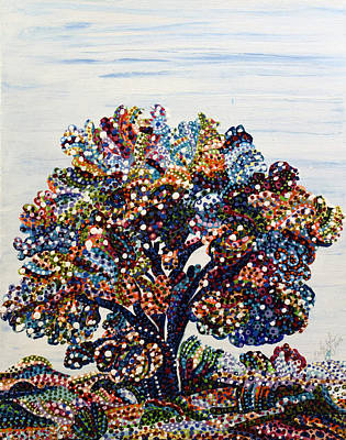 Painting - Heritage by Erika Pochybova