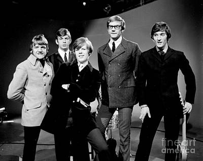 Herman Photograph - Hermans Hermits by Chris Walter