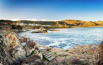 Photograph - Hermanus South Africa by Tim Hester