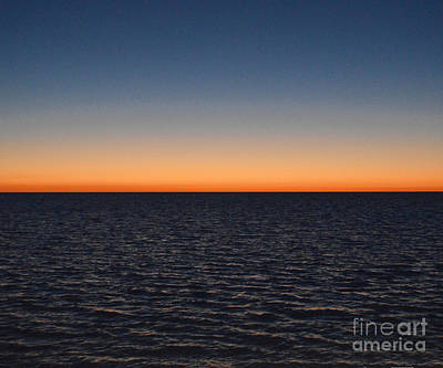 Photograph - Hernando Beach Sunset 2 by Robert  Suggs