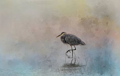 Photograph - Through The Mist by Marilyn Wilson