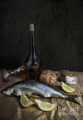 Photograph - Herring by Elena Nosyreva